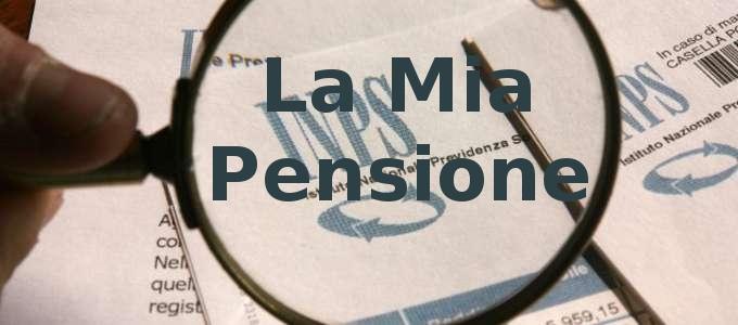 La mia pensione